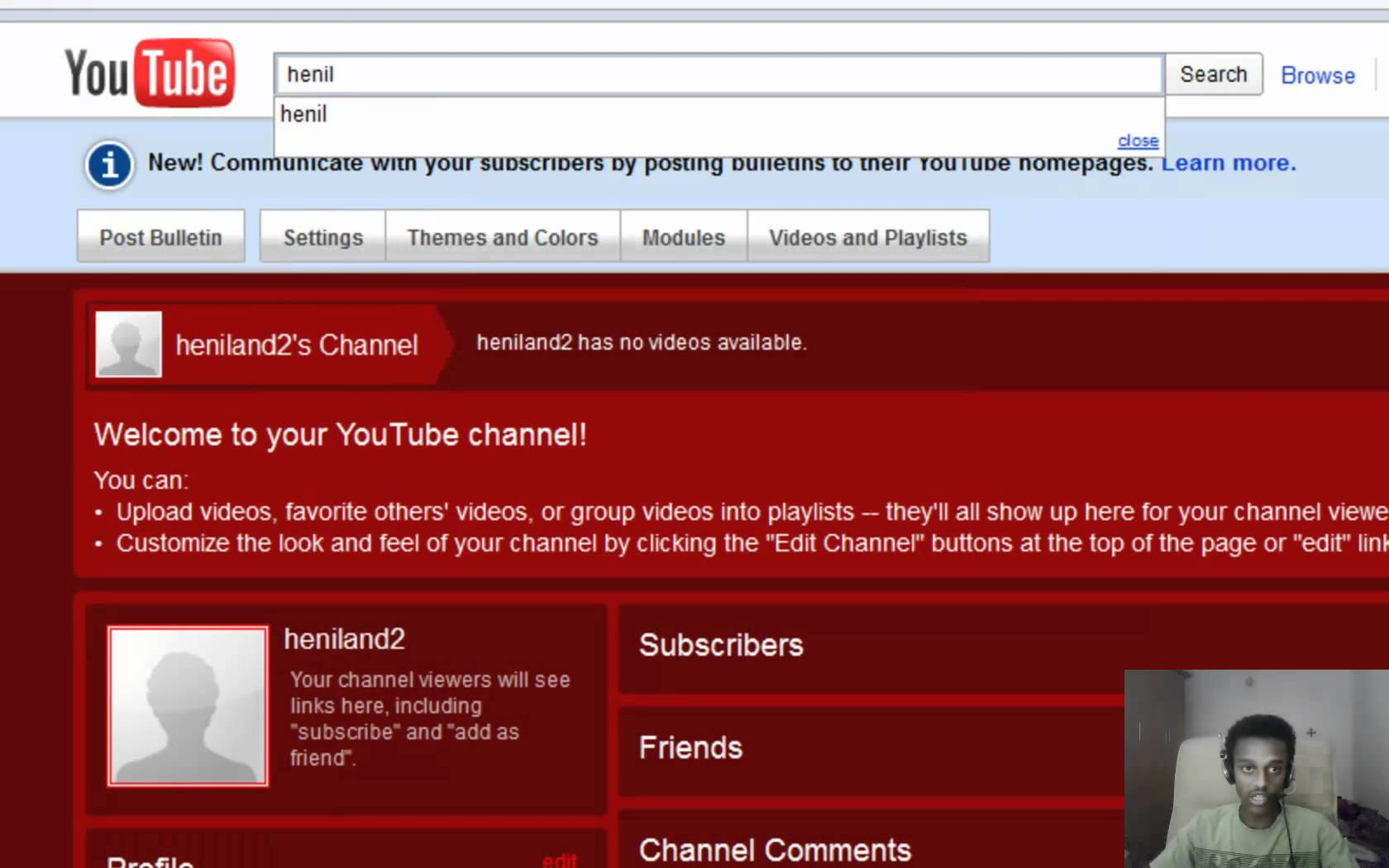 How to get a youtube chanal acount (Amharic)