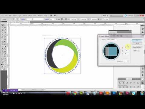 Adobe Illustrator Tutorial: How to Design Logo