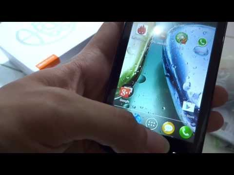Lenovo A760 Unboxing and First Impression