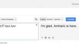 Google Added Amharic and 12 New Languages To Its Translate Tool