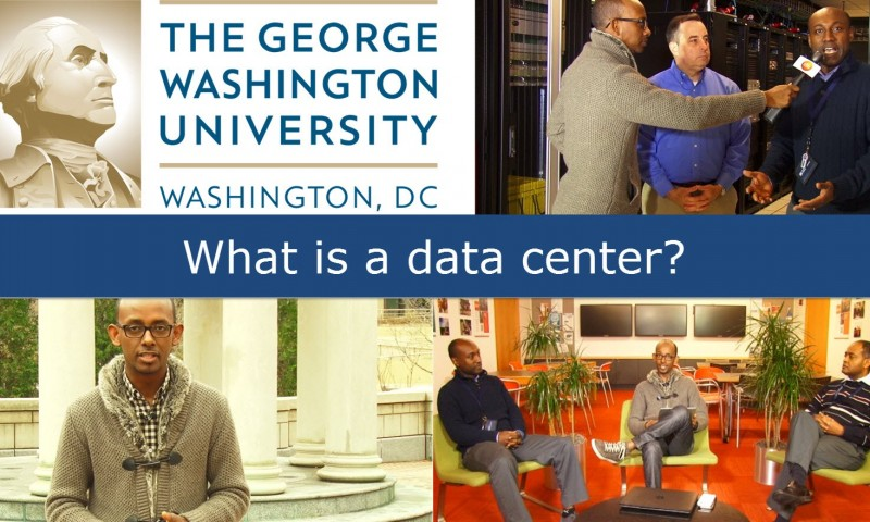Watch S7 Ep.11 – The George Washington University Data Center Tour – TechTalk with Solomon