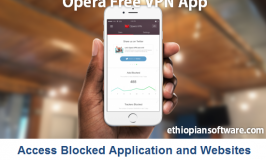 Opera brings its Free and Unlimited VPN service to iOS with a new app, Opera VPN