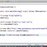 FileInput/Output in Java – Amharic Tutorial