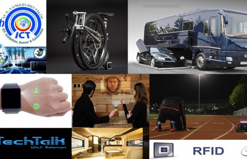 Watch S8 Ep.13 – Running Robot, Foldable Bike, Residential Bus, 9th ICT Exhibition in Addis