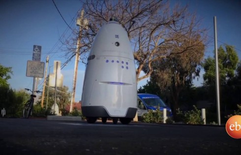 Watch S9 Ep.1 – Robot Police, NASA Jupiter Mission, Sweden Electric Road & More – TechTalk With Solomon