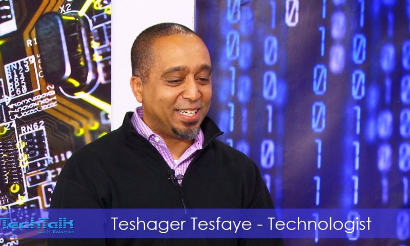 Watch S9 Ep.4 – Teshager Tesfaye, Technologist – TechTalk With Solomon