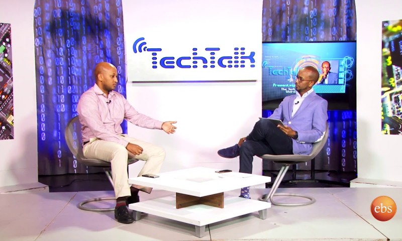 Watch S11 Ep. 4  – TechTalk With Solomon –  GPS Technology in Ethiopia